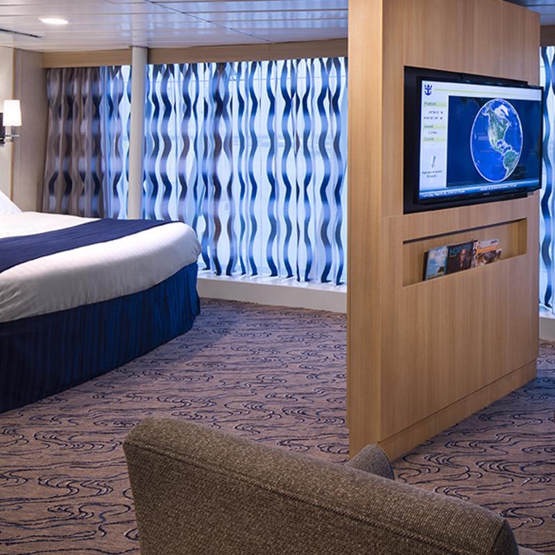 Ocean View Panoramic Suite - Explorer of the Seas