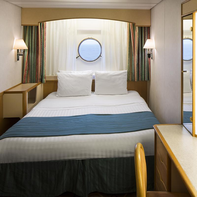 Ocean View Guarantee - Majesty of the Seas