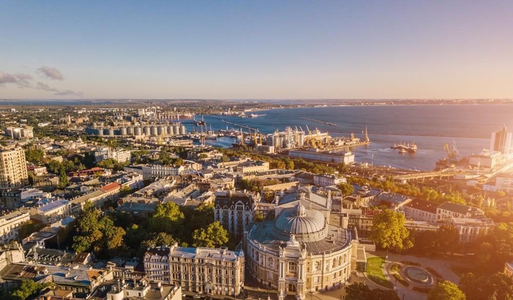 Odessa - Overnight onboard