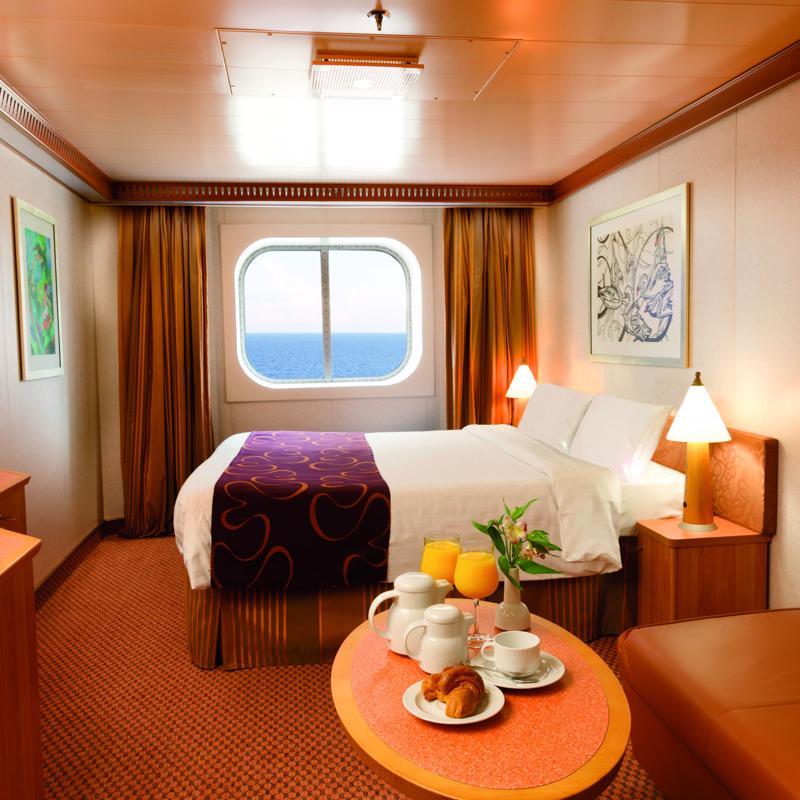 Classic Ocean View cabin - Costa Fascinosa
