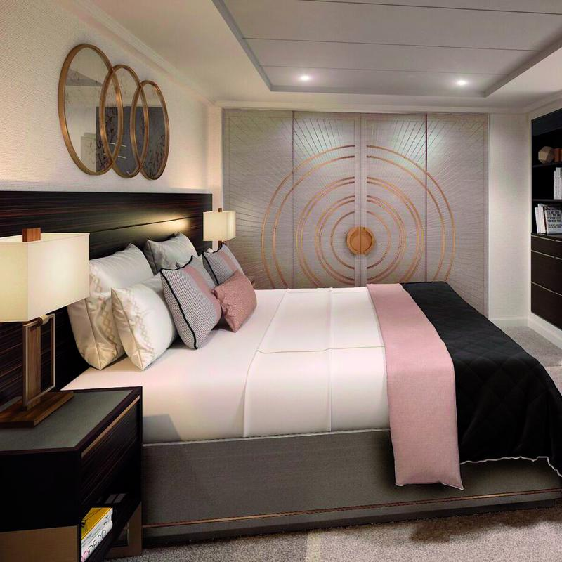 forward suite Spirit of Discovery