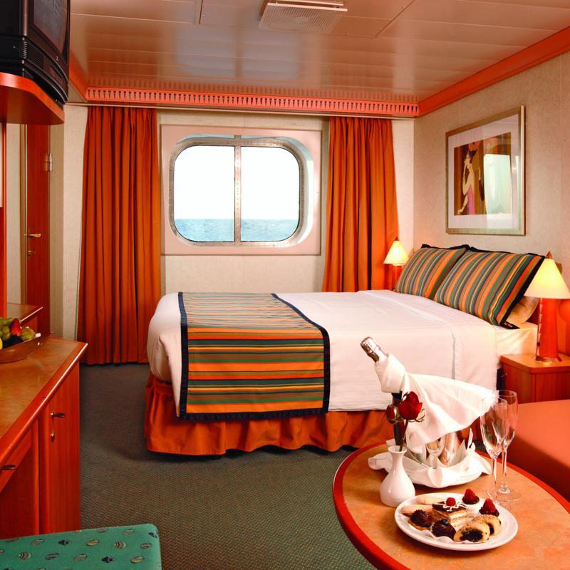 Classic Ocean View cabin - Costa Fortuna