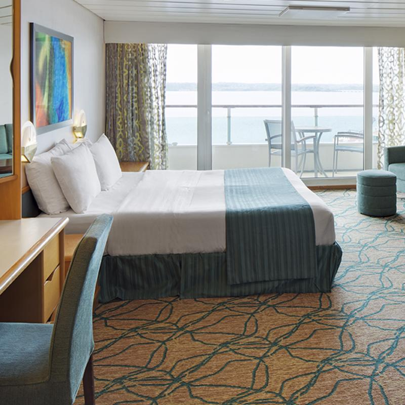 Ultra Spacious Ocean View - Rhapsody of the Seas