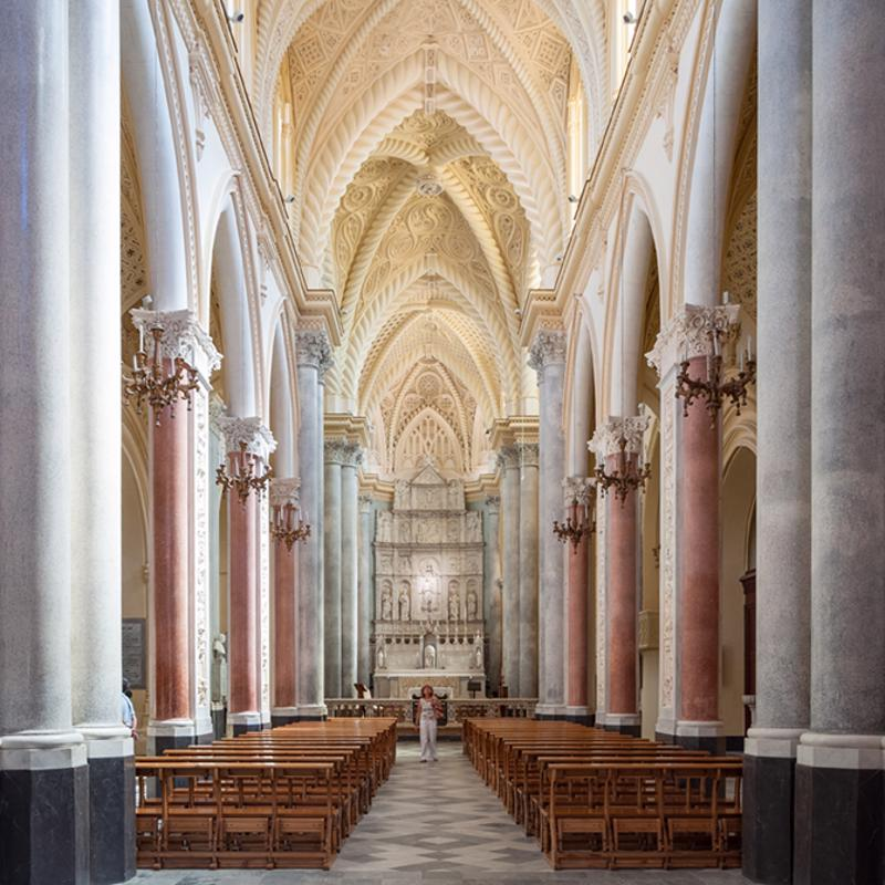 Trapani Cathedral Sicily Italy