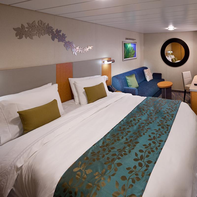 Interior Cabin - Explorer of the Seas
