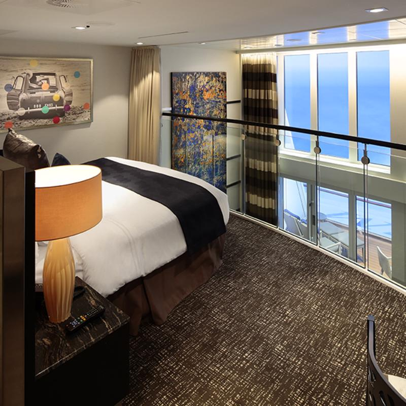 Grand Loft Suite with Balcony-Ovation of the Seas
