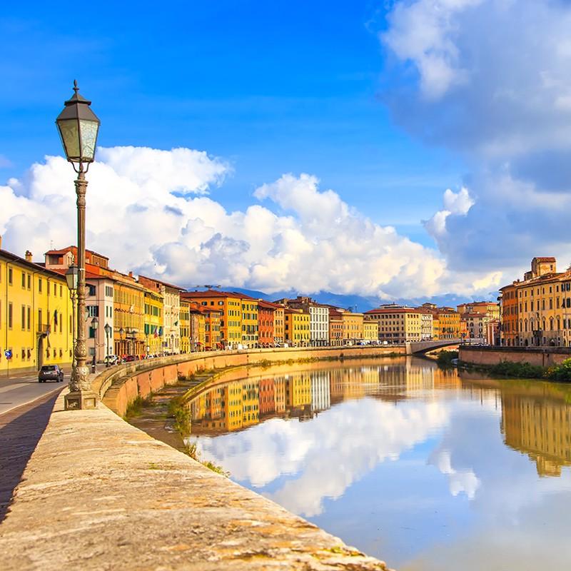 Florence & Pisa (Livorno)