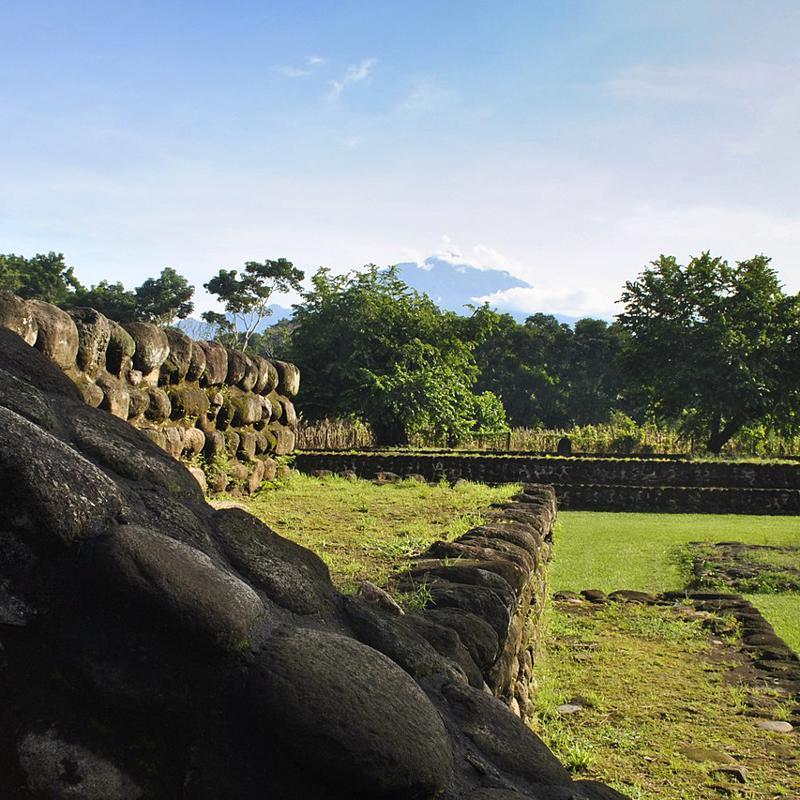 Izapa Mayan Ruins Puerto Chiapas Mexico