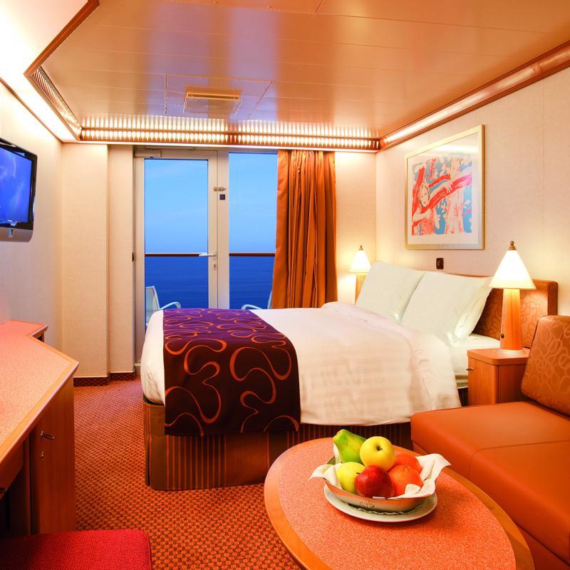 Classic Oceanview cabin - Costa Deliziosa