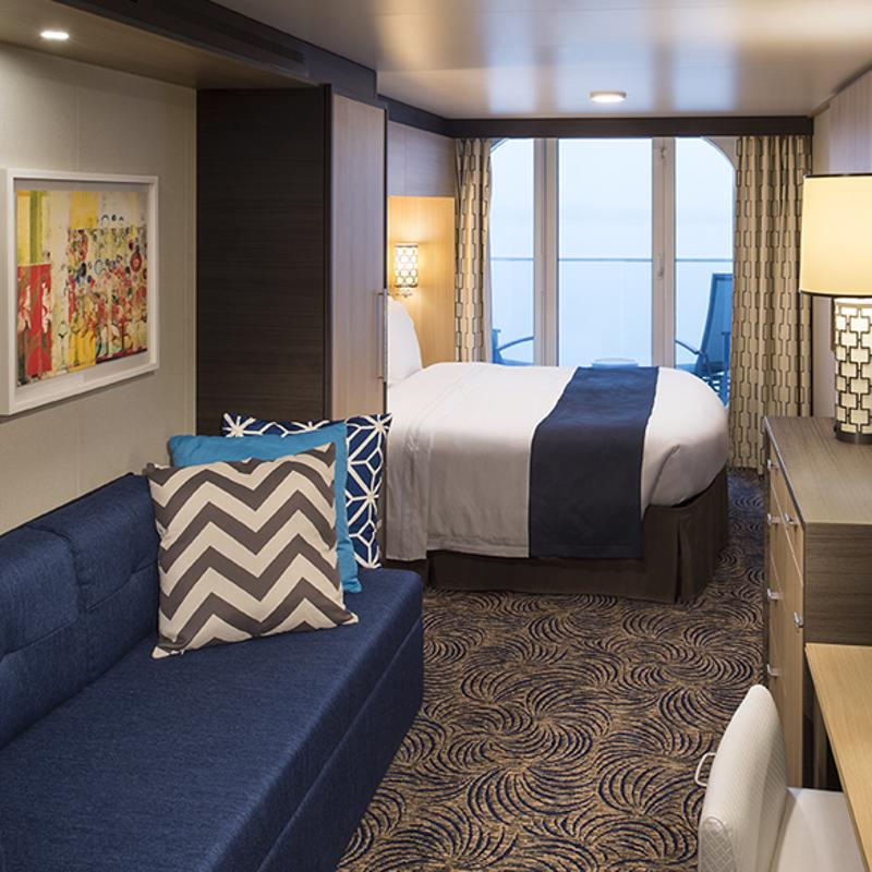 Image result for ovation of the seas rooms