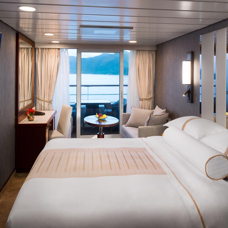 Club Veranda Plus Stateroom - Azamara Quest