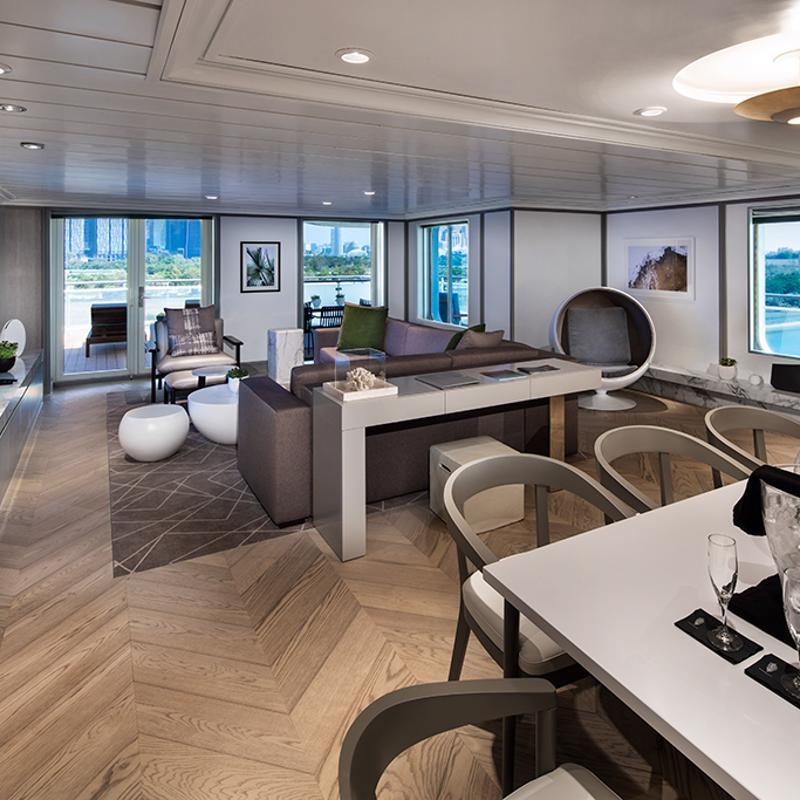 Penthouse Suite Celebrity Summit