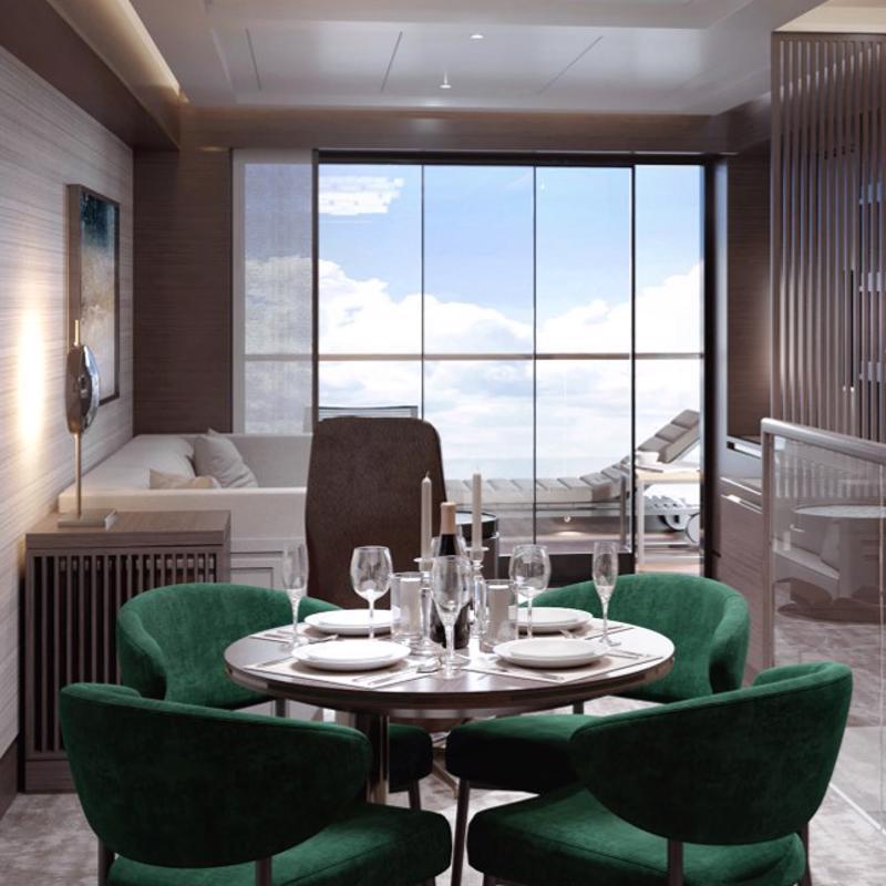 The Loft - Ritz-Carlton Yacht I