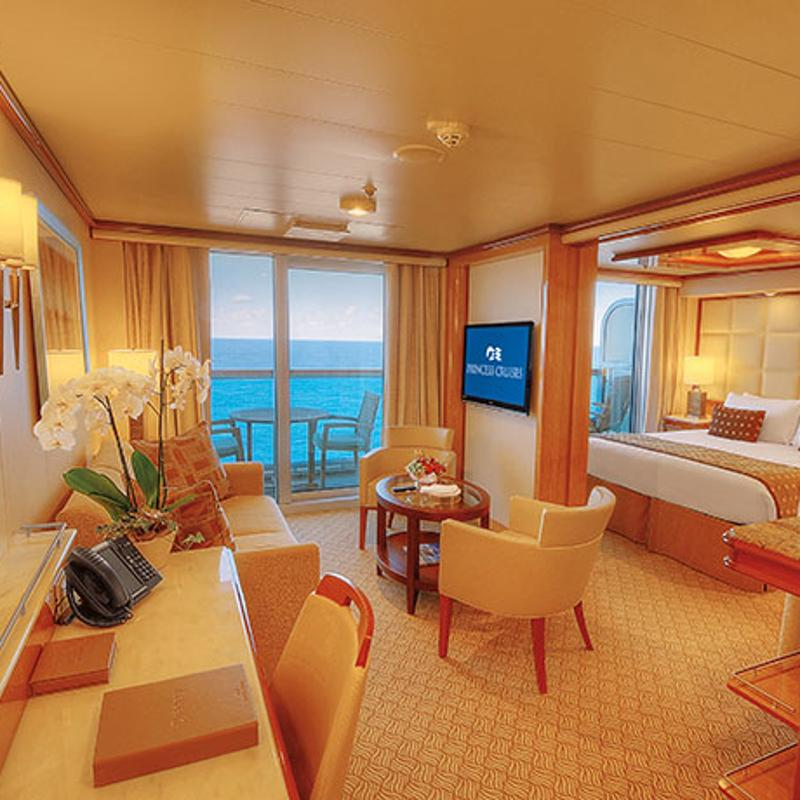 Owner's Suite-Majestic Princess