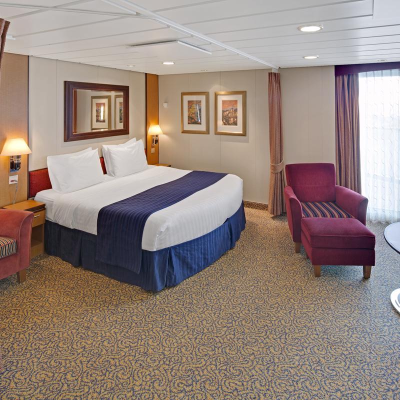 Suite Guarantee-Jewel of the Seas