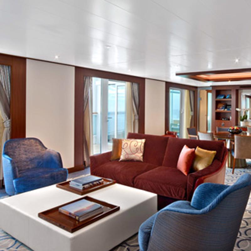 Wintergarden Suite - Seabourn Ovation