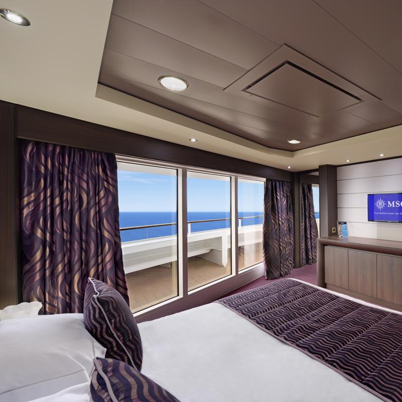 Yacht Club Executive Suite - MSC Splendida