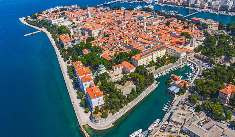 Zadar - Overnight onboard