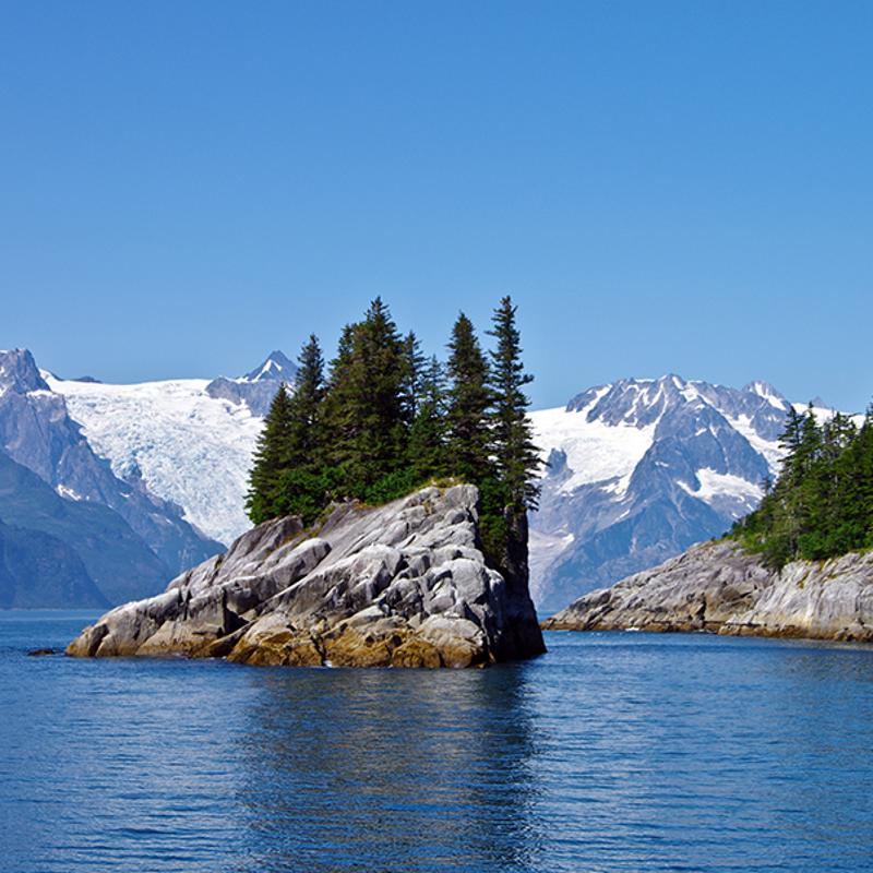 Kenai Fjords Seward Alaska