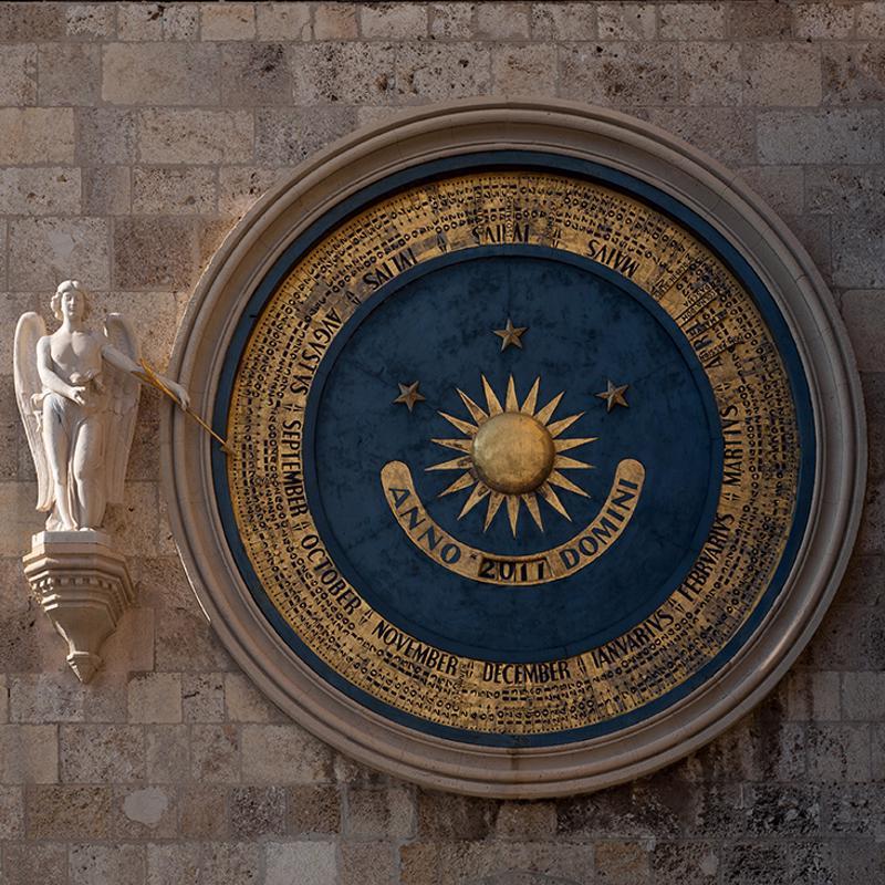 Orologico Astronomico Messina Sicily Italy