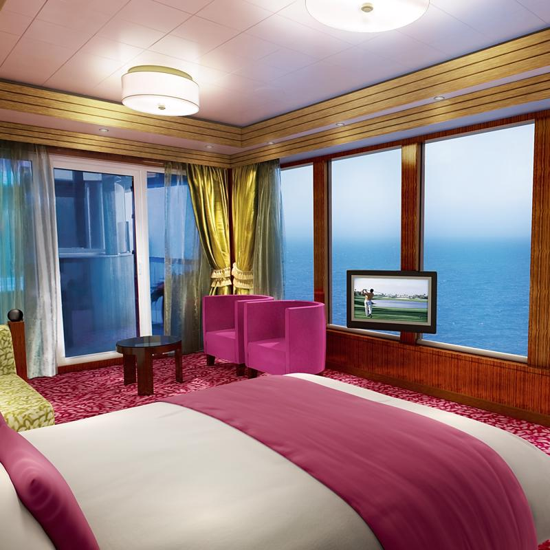 The Haven 3-Bedroom Garden Villa - Norwegian Jade