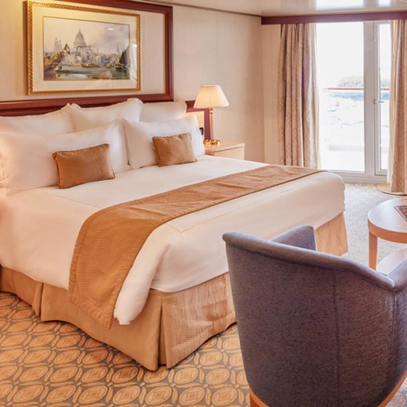 Penthouse - Cunard Queen Elizabeth