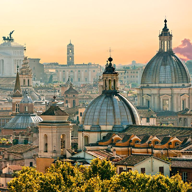 Rome (Civitavecchia) - Overnight onboard