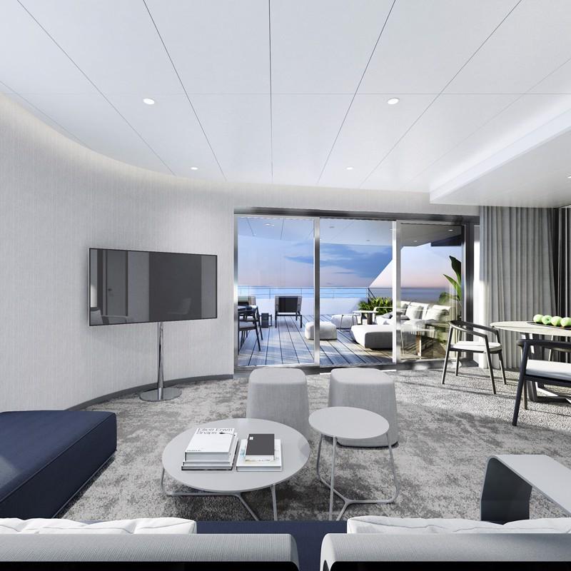 Owner's Suite-Emerald Azzurra