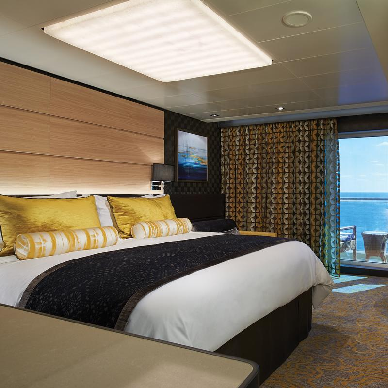 The Haven Courtyard Penthouse with Balcony - Norwegian Escape