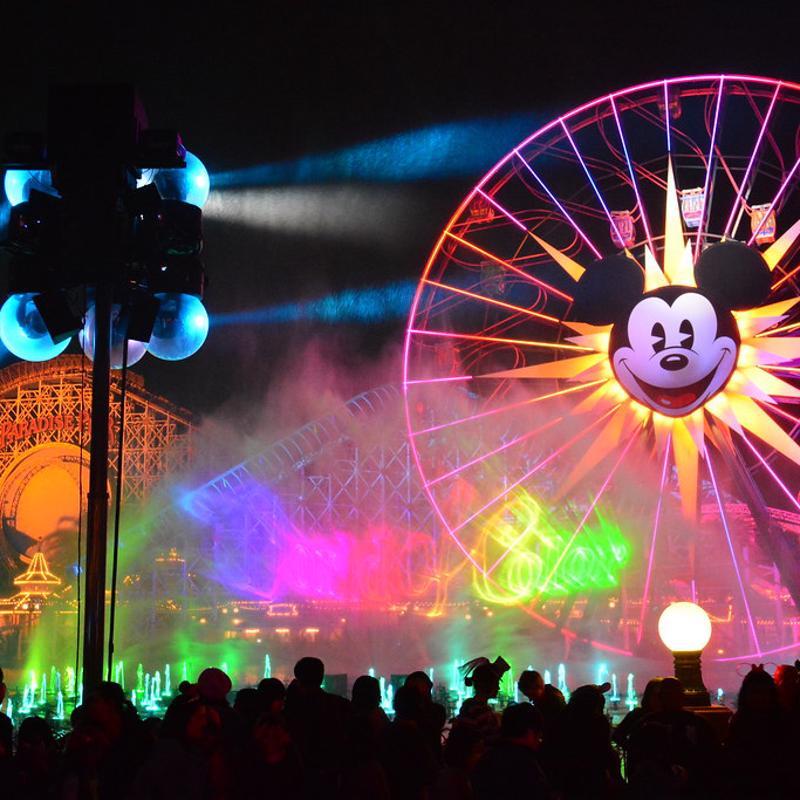 Disneyland California Los Angeles USA