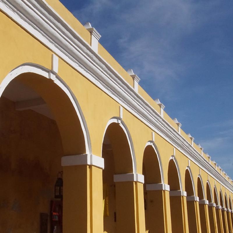 Las Bovedas Cartagena Spain