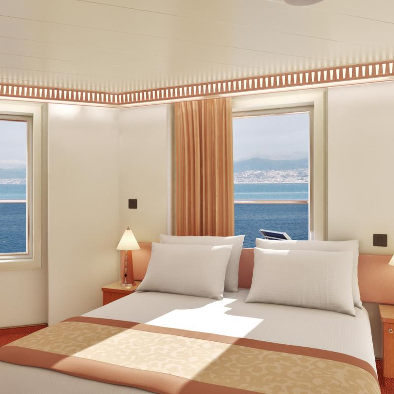 Premium Vista Balcony - Carnival Freedom