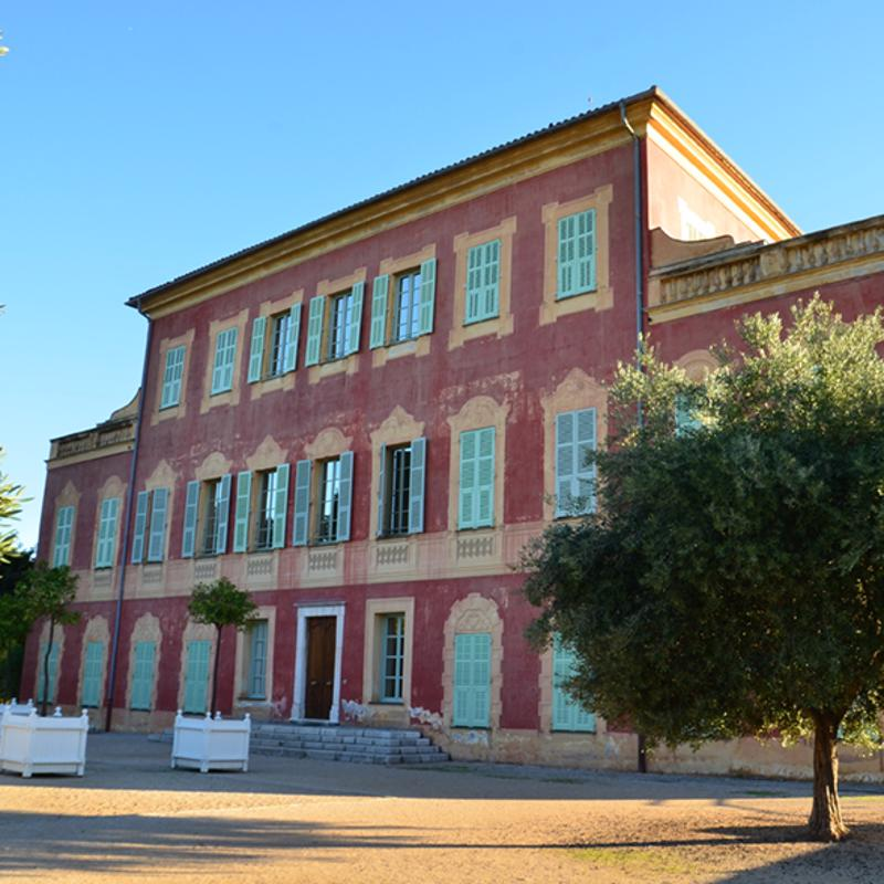 Musee Matiss Nice Villefranche France