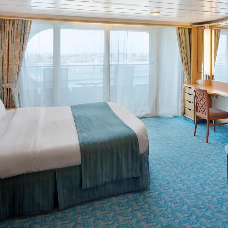 Ocean View Balcony-Adventure of the Seas