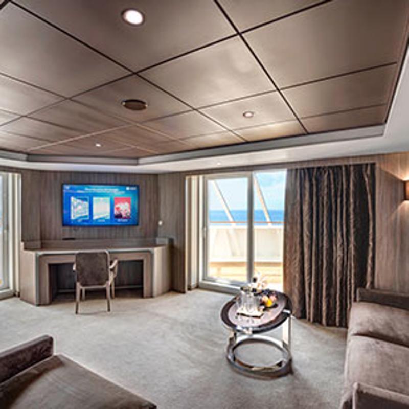 Yacht Club Royal Suite - MSC Virtuosa