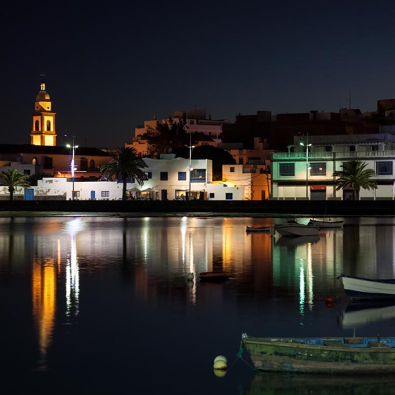 Charco San Gines Arrecife lanzarote Spain