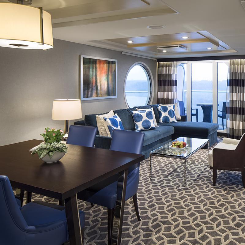 Owner's Suite - 1 Bedroom - Anthem of the Seas