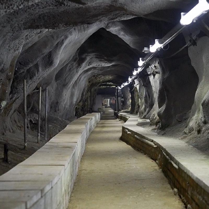 Great Siege Tunnels Gibraltar