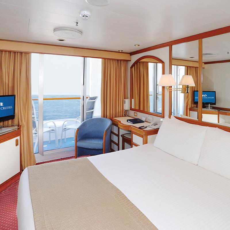 Balcony Cabin - Sun Princess