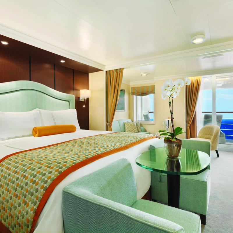 Penthouse Suite - Oceania Riviera