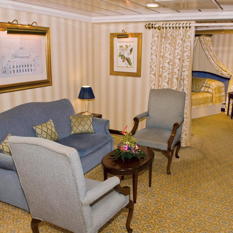 Owner's Suite - Pacific Princess