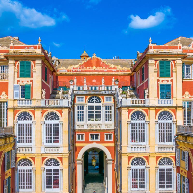 Royal Palace Museum GENOA - LIGURIA (ITALY)