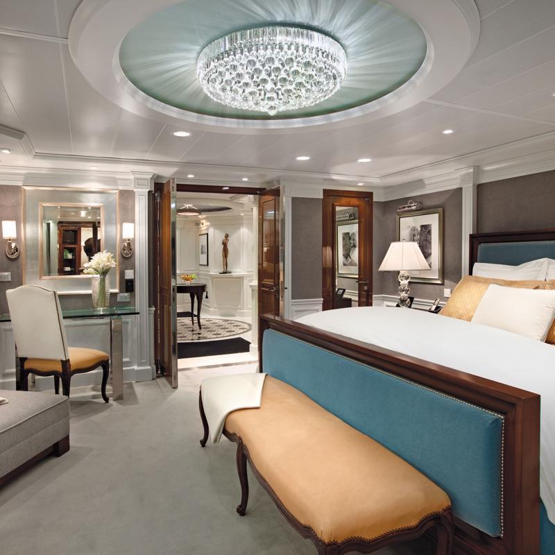 Owner's Suite - Oceania Riviera