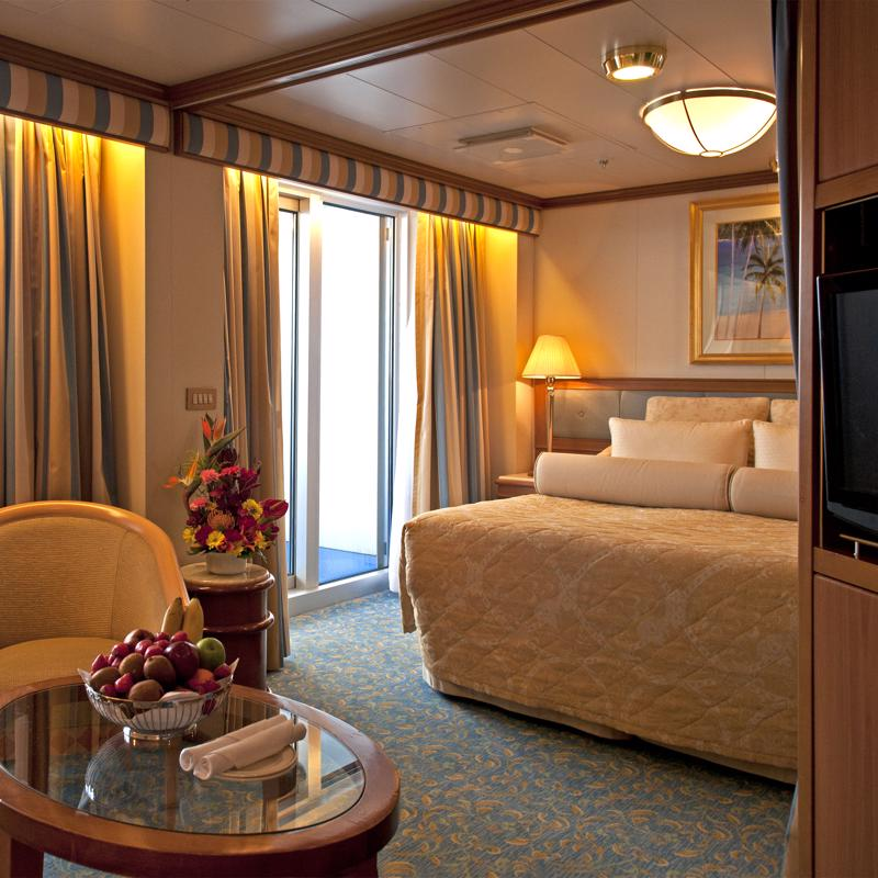 Two Bedroom Family Suite Ruby Princess