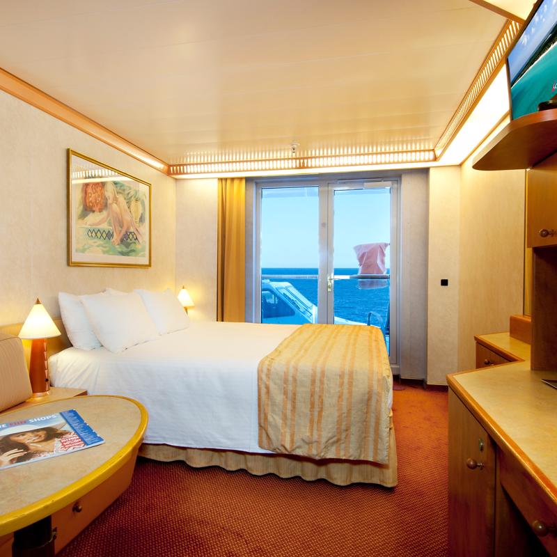 Cabins On Carnival Legend Iglucruise