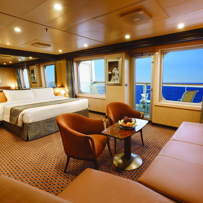 Grand Suite with balcony - Costa Diadema