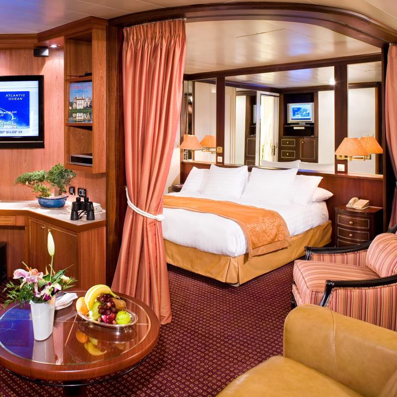 Vista Suites - MS Prinsendam