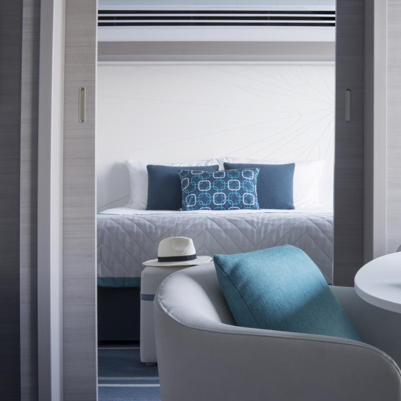 Deluxe Suite with Balcony - Le Lyrial