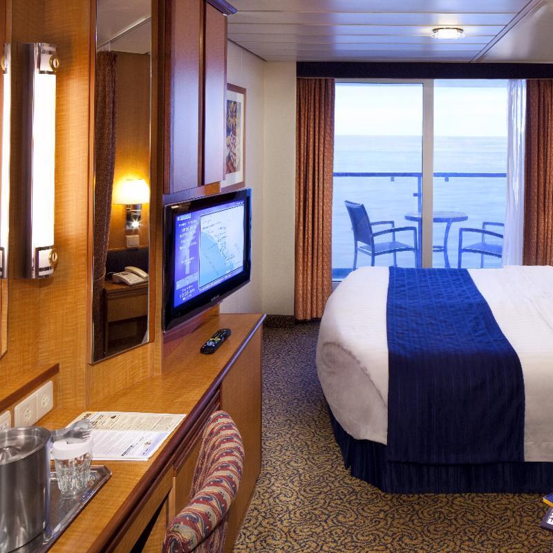 Ocean View Balcony - Explorer of the Seas