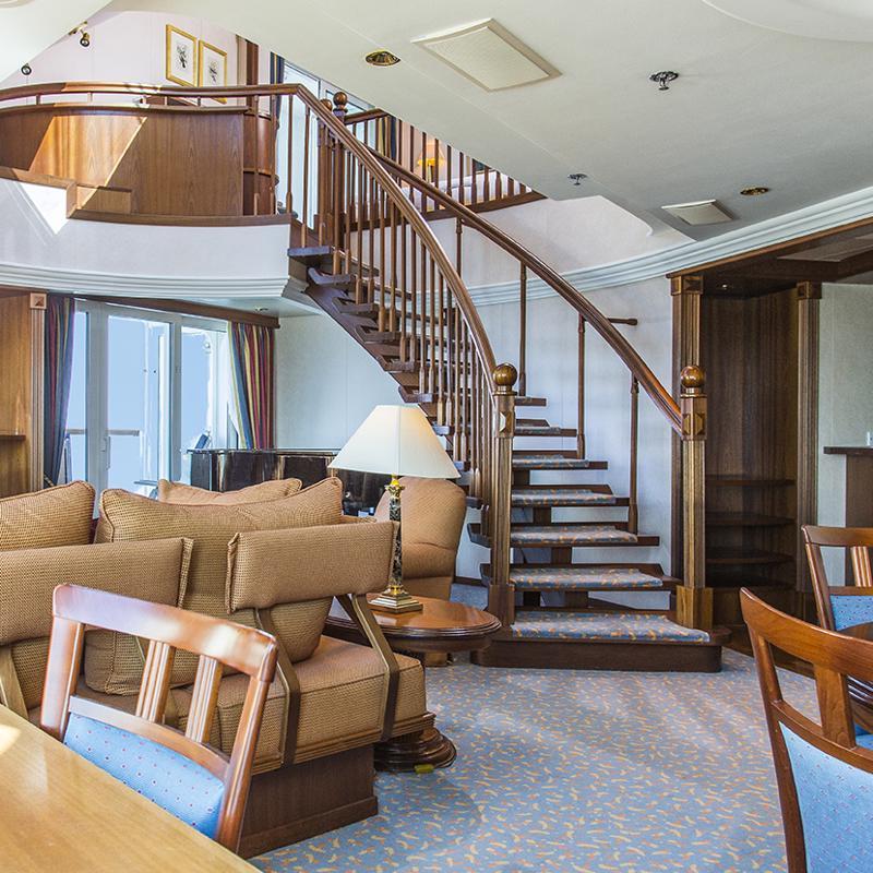 Penthouse Suite - P&O Aurora